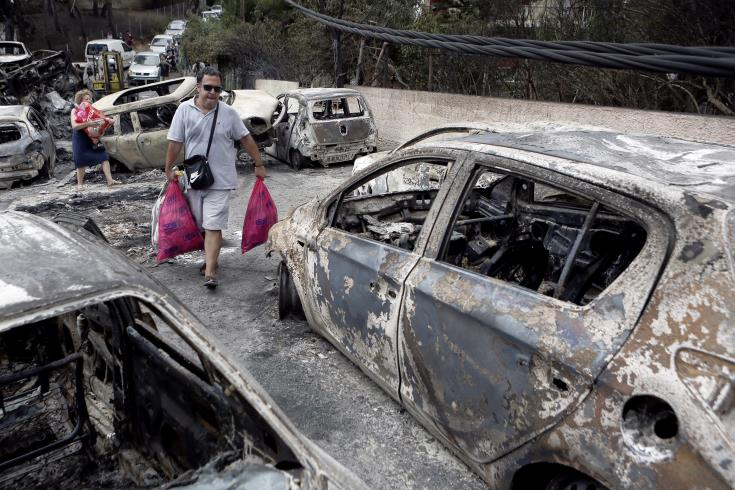 Volunteer commissioner announces aid collection for Greece