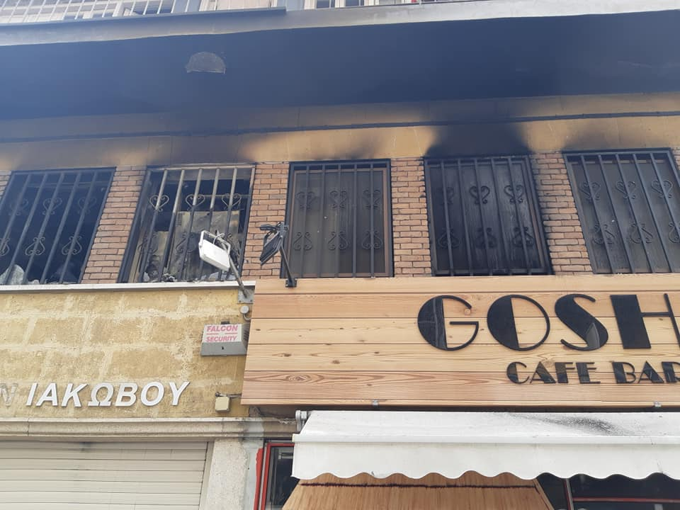 Three more arrested following deadly Nicosia fire