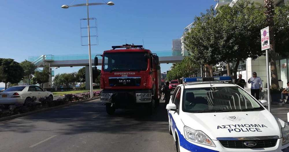 Updated:  Construction worker injured in Limassol labour accident