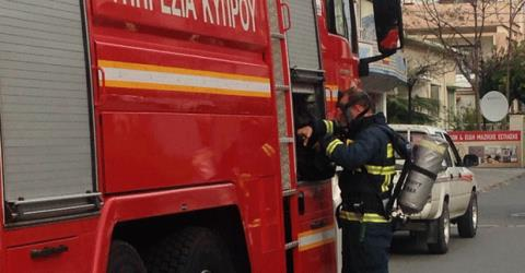 Update: Elderly woman dies after fire in her Paphos house