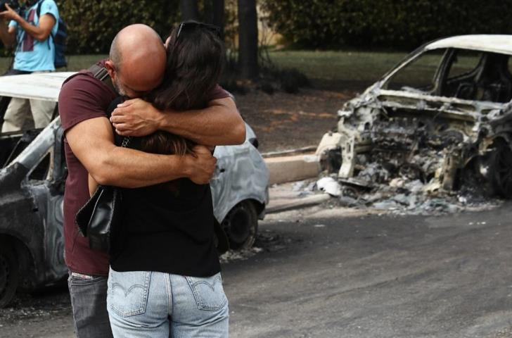Death toll from Greece's fire rises to 91