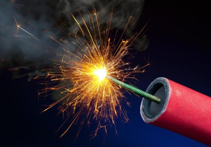 11 year old pupil injured by firecracker at school