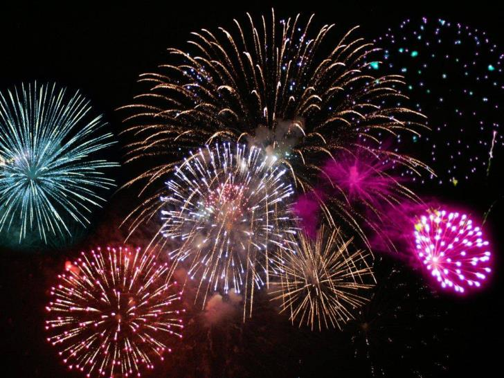 Details of planned fireworks shows to be publicised
