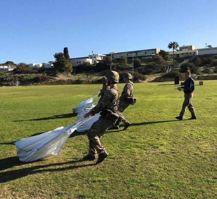 Forces.net: New British Army fitness test demonstrated in Cyprus (videos)