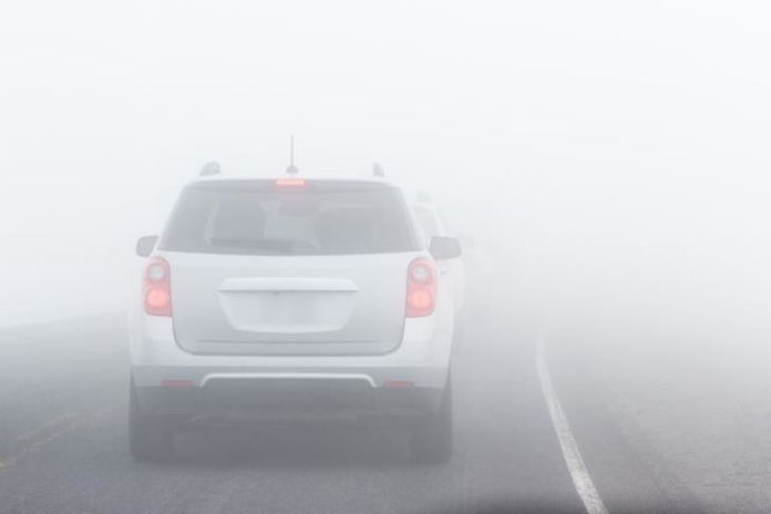 Met office issues fog warning