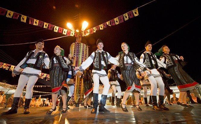 14th International Children Folk Dance Festival