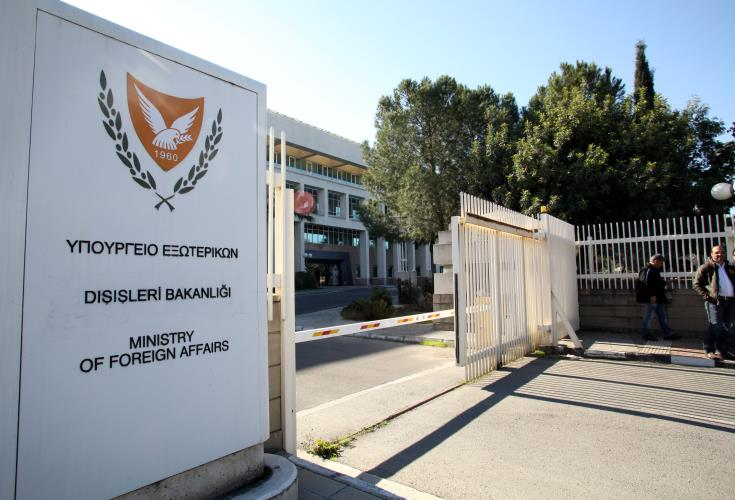 Foreign Ministry welcomes renewal of UNFICYP mandate