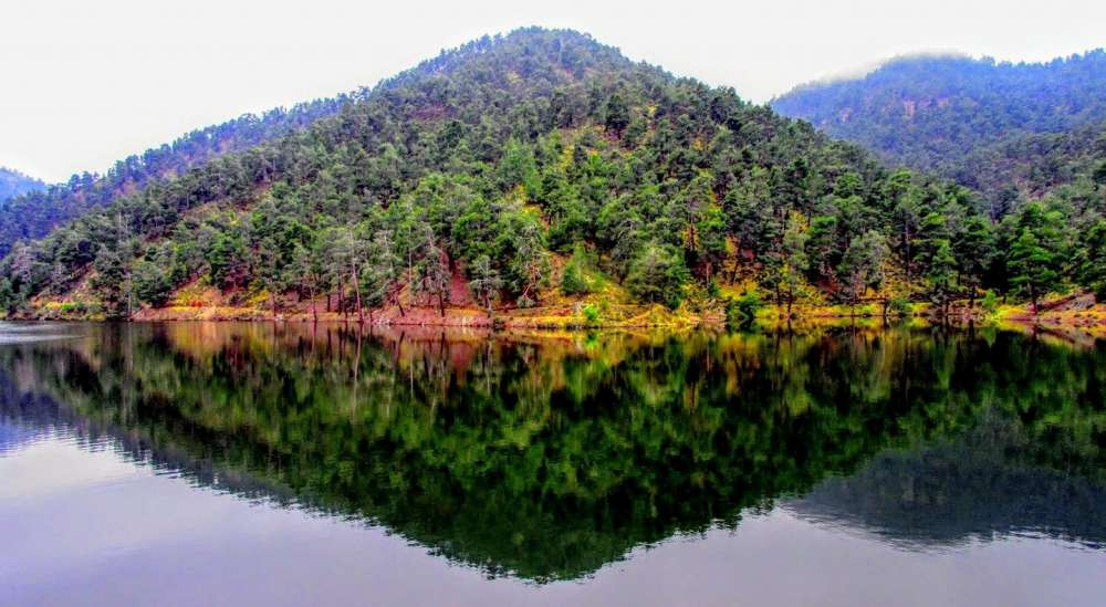 Picturesque spots on the island: Cyprus Dams