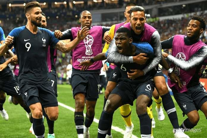 World Cup: France is the champion of the world once again
