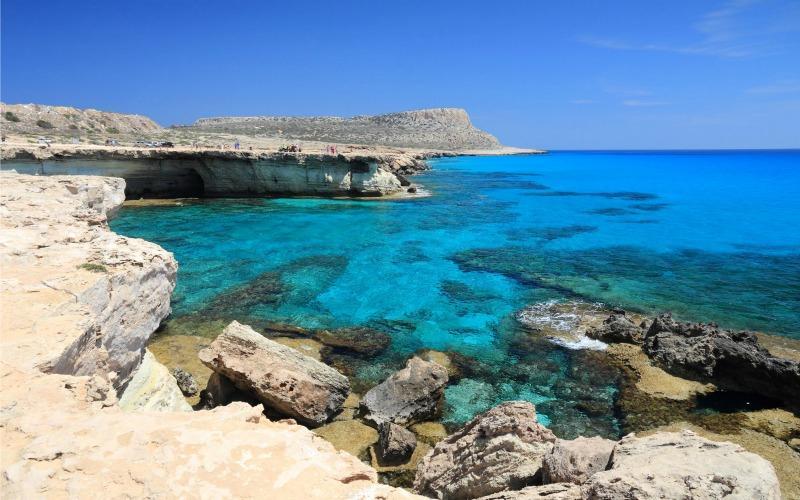 Free Famagusta area: A coastal paradise