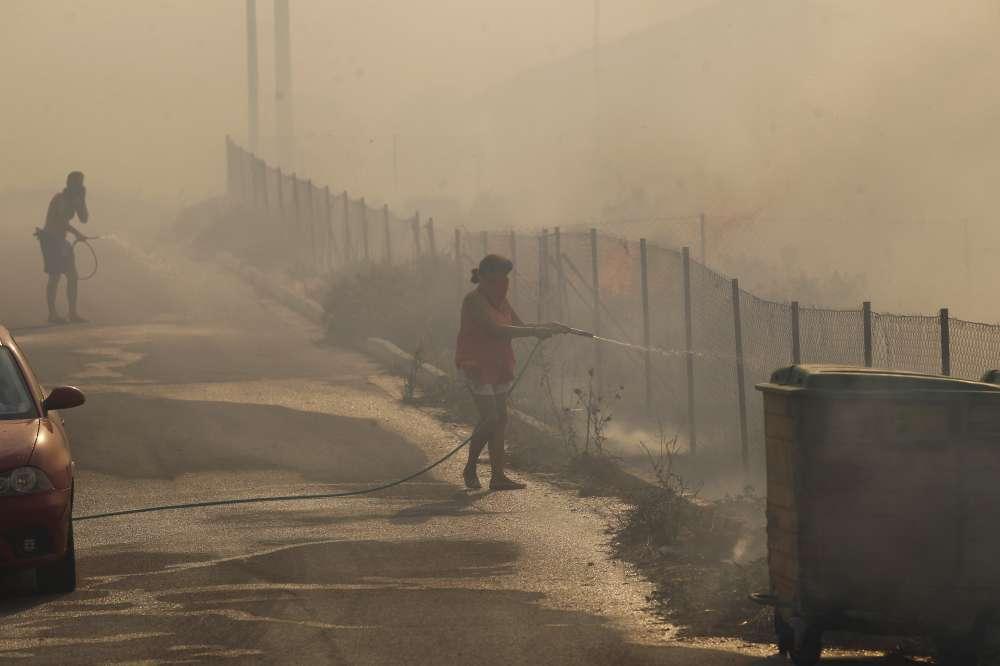 Update: Cyprus sends firemen