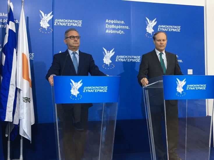 French Ambassador reiterates Paris' position in favor of a Cyprus settlement