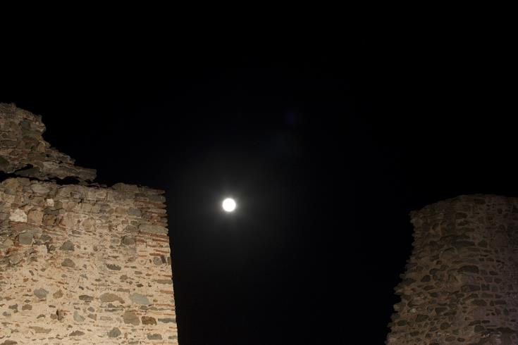 Magical nights under full moon at 3 archaeological sites