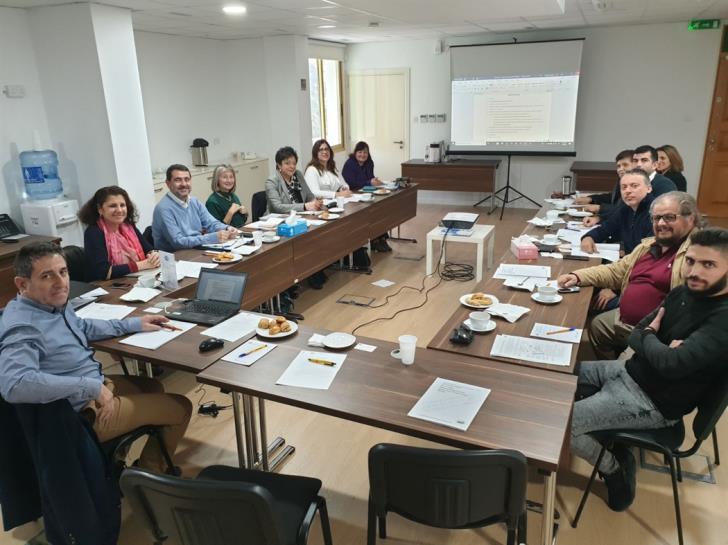 New committee for the standardisation of Fytiotiko weaving