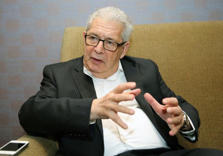 Famagusta mayor Alexis Galanos dies