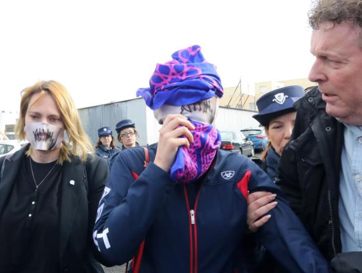 Ayia Napa rape claim Brit begs Boris Johnson to 'bring her home'