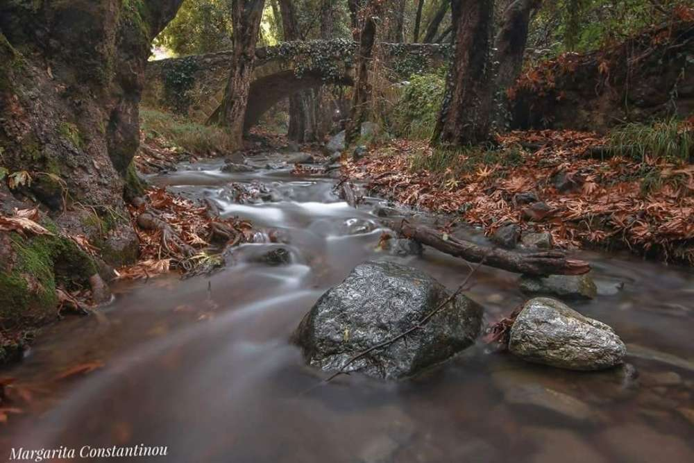 Winter sceneries in Cyprus that will leave you breathless