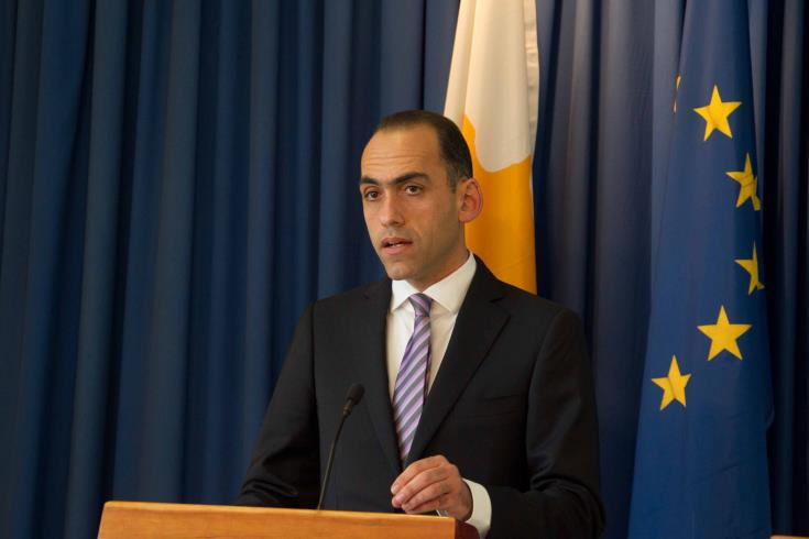 FinMin reiterate Cyprus' commitment to reform effort during NY Investment Summit