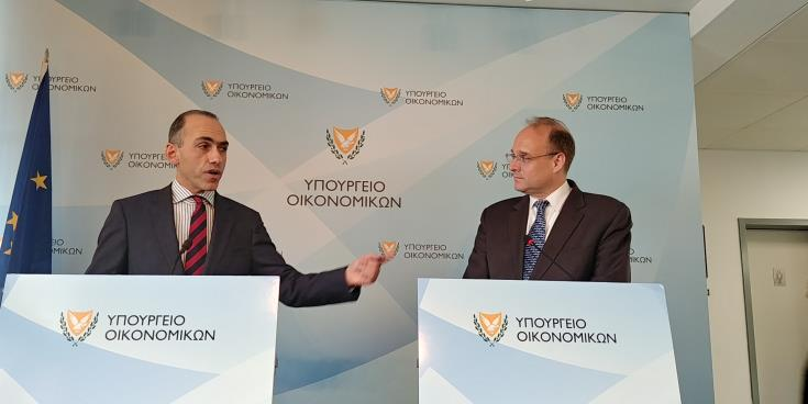 "US official praises Cyprus' ""enormous progress"" on combating money laundering"