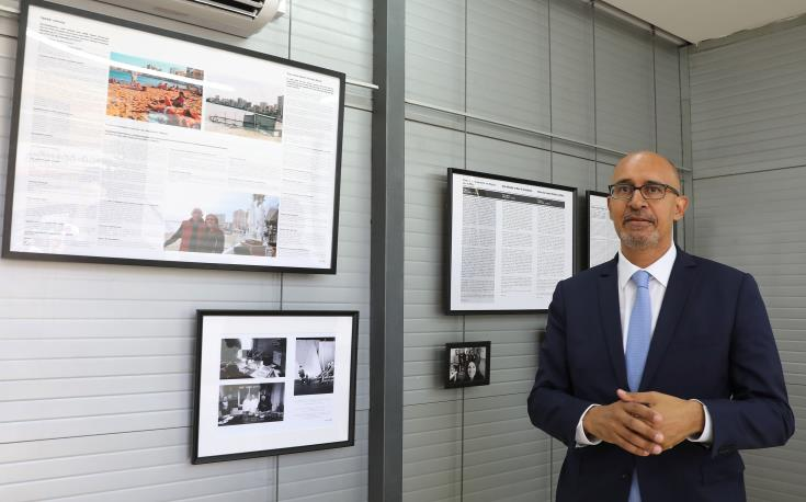 OSCE's Harlem Désir unveils glossary for journalists in Cyprus