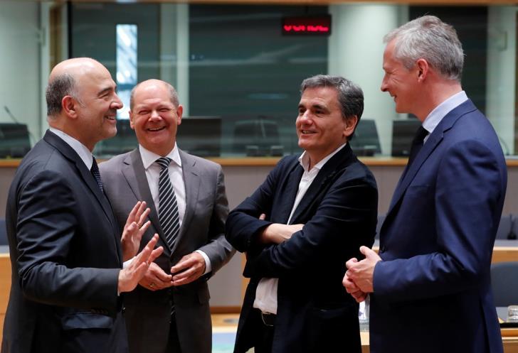 Greecegets debt relief from euro zone