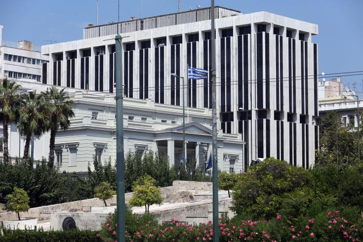 Greek Foreign Ministry strongly condemns Turkey's planned drilling in Cyprus' EEZ