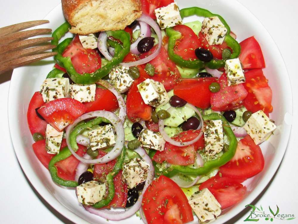 Traditional salads that will blow your mind away