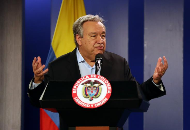 UN Chief 'eagerly awaiting' Lute report on way forward in Cyprus