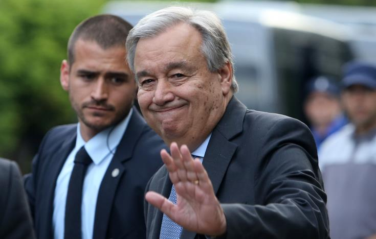 UN chief to decide on his next steps on Cyprus after Lute's return to New York