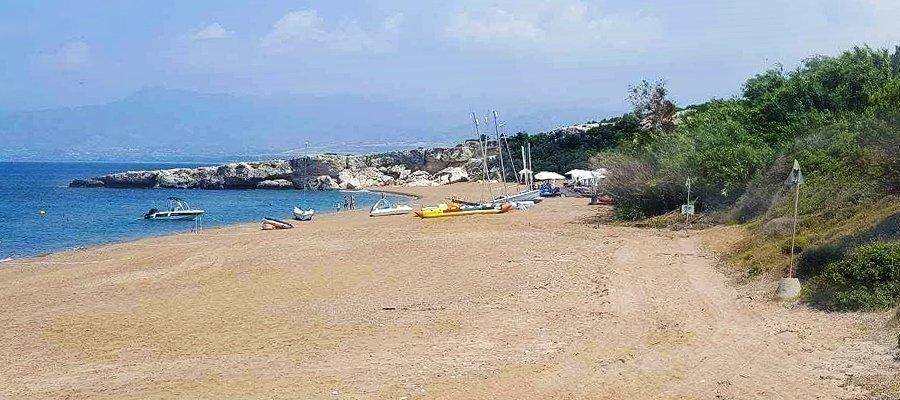 Halavron Beach - Blue Flag