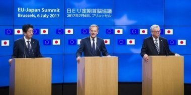 EU-Japan trade agreement enters into force