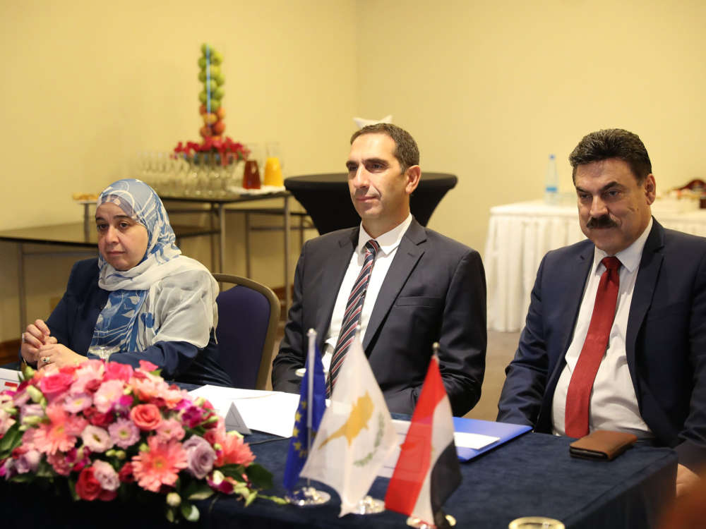 Cyprus and Egypt hold first technical meeting on pharmaceutical cooperation