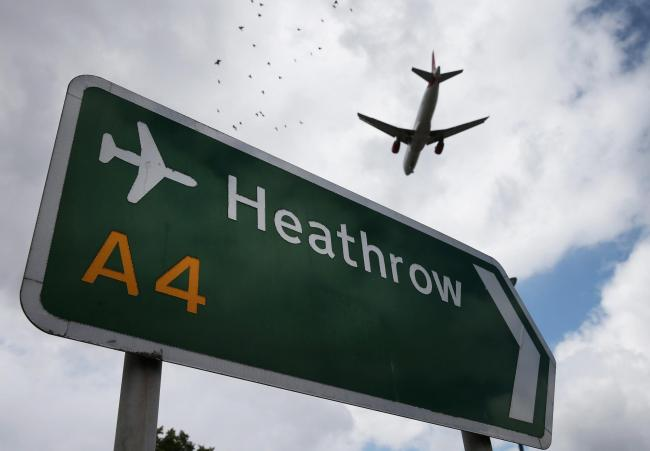 Britain's Heathrow Airport taking extra coronavirus precautions - CEO