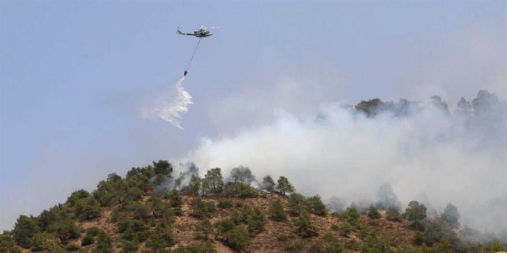 Two more helicopters will be available to fight fires this summer