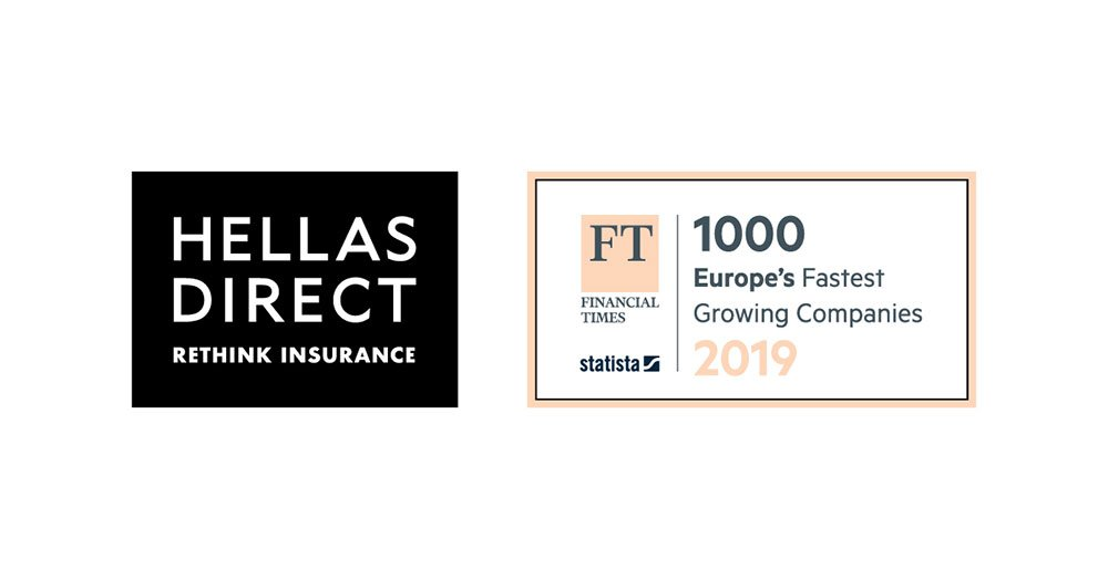 Hellas Direct in Financial Times' list of Europe's fastest growing companies