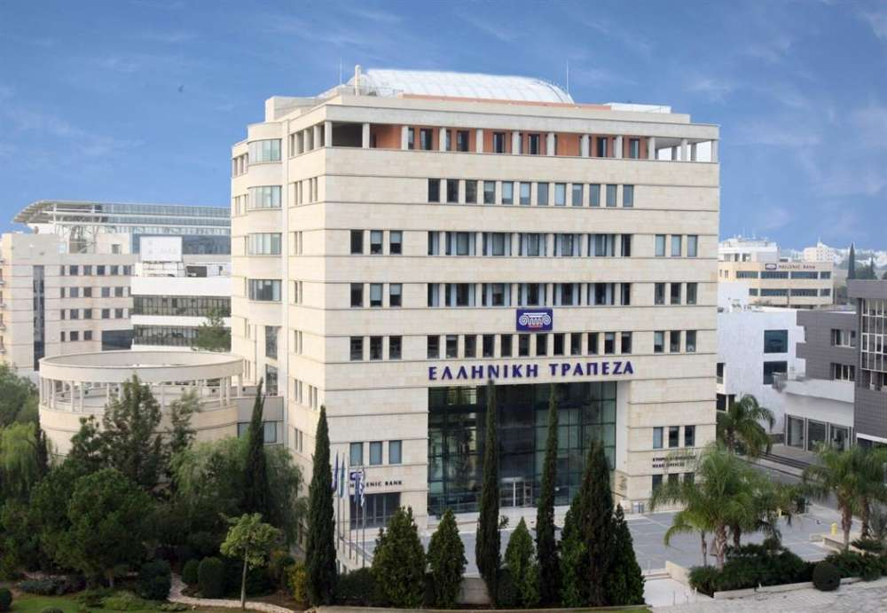 Hellenic Bank posts profits of  €14.9 million in first quarter 2019