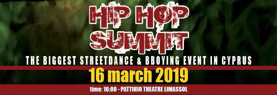 Hip Hop Summit 2019