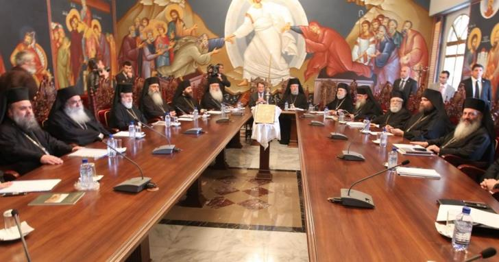 Coronavirus: Holy Synod says church services to be held as normal
