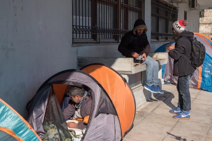 UNHCR sounds alarm over homeless asylum seekers in Cyprus