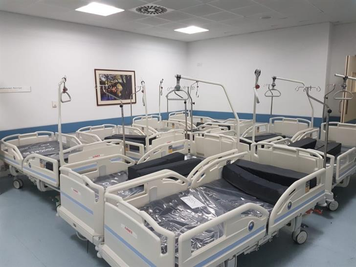 469 new electric beds to be installed in public hospitals
