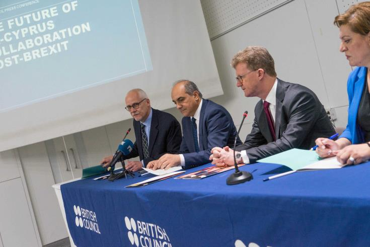 Cyprus looking to develop even further educational ties with the UK
