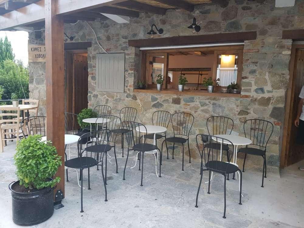 Kafes sti Hovoli