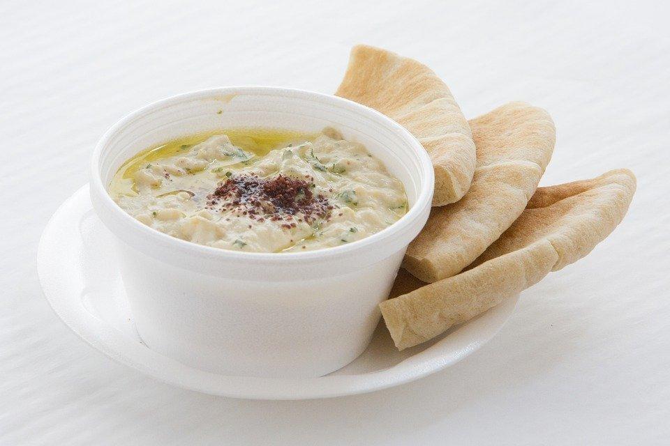 Hummus, Pita Bread, Food, Pita, Lebanese, Restaurant