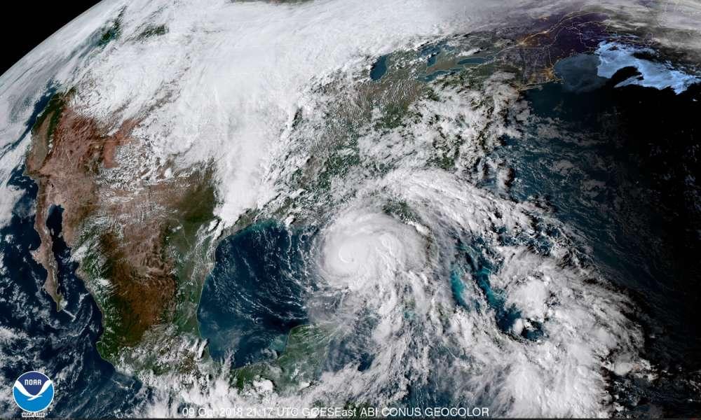 'Monster' Hurricane Dorian pummels Bahamas