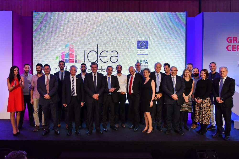 Seven more start-ups graduate from IDEA