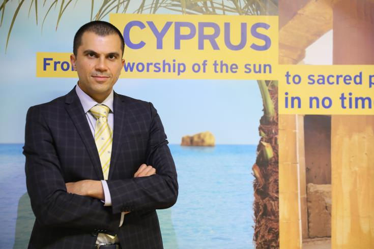 Cyprus drafts National Plan for tourism aiming at five million tourist arrivals by 2030