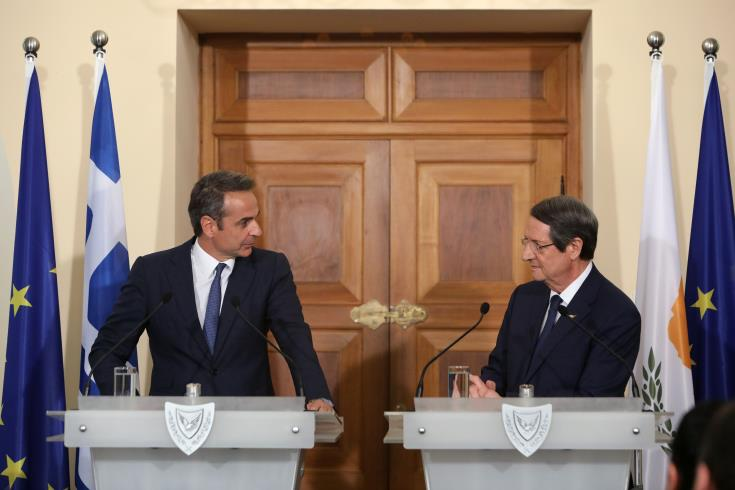 Cyprus President Anastasiades and Greek PM Mitsotakis to meet in New York