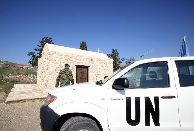 UNFICYP is liaising with both sides to address security concerns