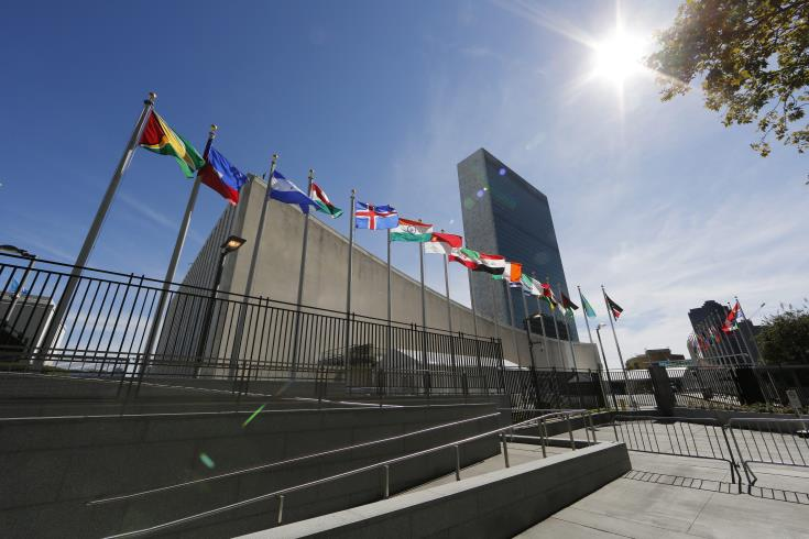 UN urges the parties in Cyprus to resume negotiations