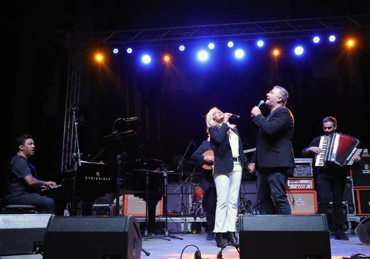 StandByGreece concert held in Nicosia to support Greek fire victims